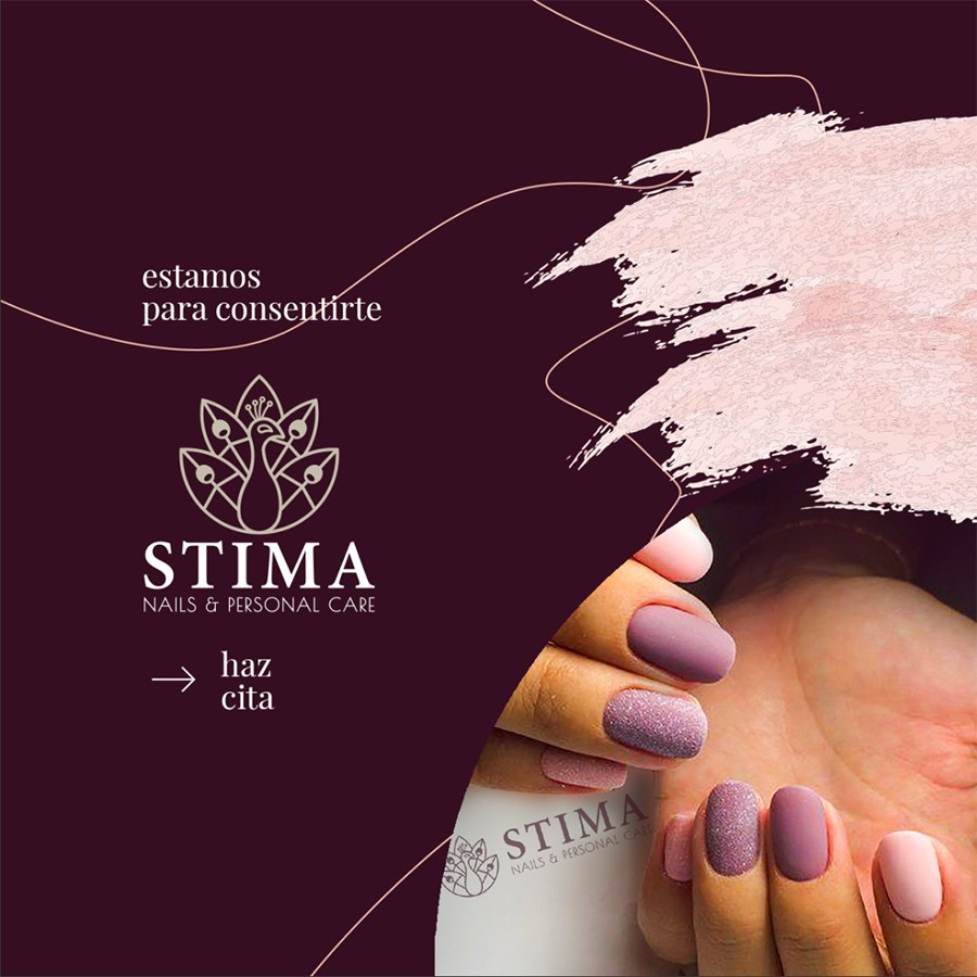 publicidad pagada social media para facebook de STIMA NAILS
