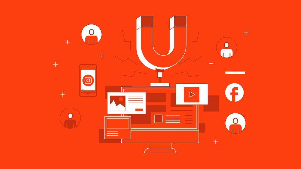 Atrae tráfico a tu web desde redes sociales