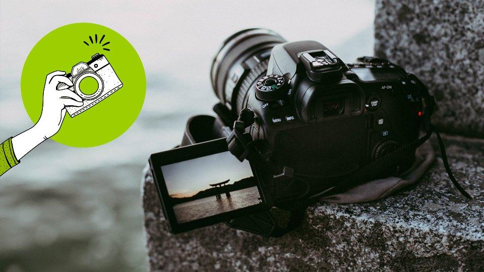 imagen que ilustra la calidad en fotografía