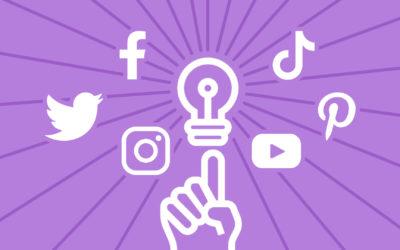 Ideas creativas que te ayudan con tus redes sociales